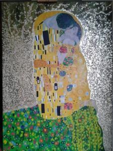 Copie - Le baiser - G. Klimt
